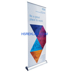 Roll Up Stand Luks