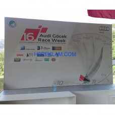 Backdrop Stand - 3M x 5M